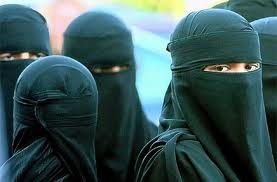 Reserving the right to cover ones face if one so wishes … (1st July 2010)