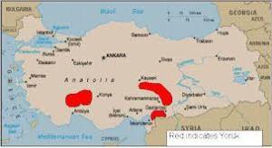 Yoruk Map