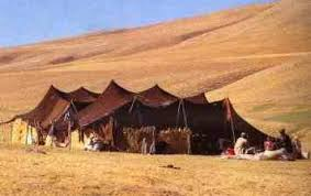 Yoruk tent