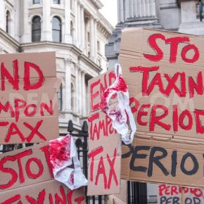 It's not bloody over. Why the tampon tax debate won't be brushedoff