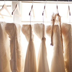 Bride blog #1: That bloodydress